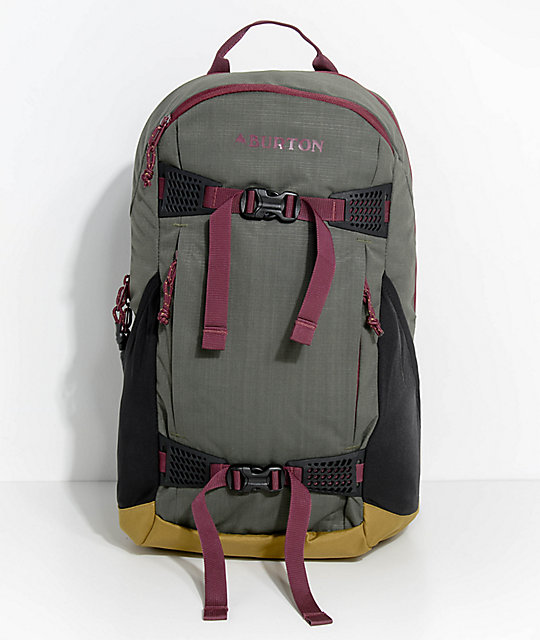 Burton Day Hiker Forest Night 23L Backpack