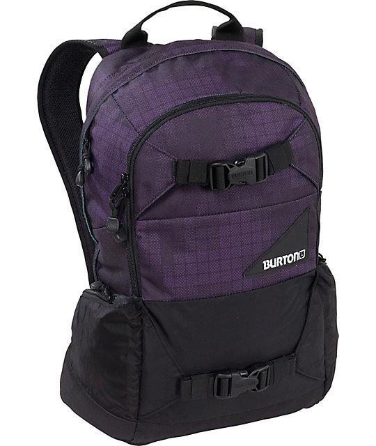 Burton Day Hiker Pop Purple Board Backpack