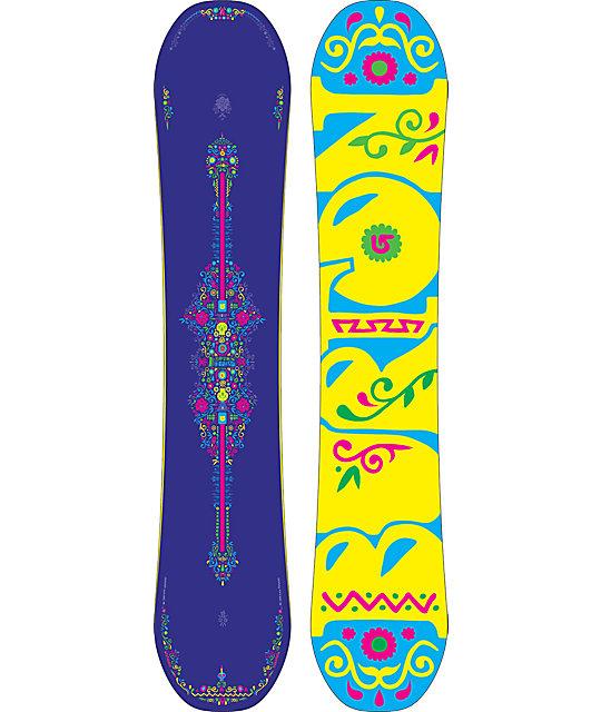 Burton Deja Vu 146cm Womens Snowboard
