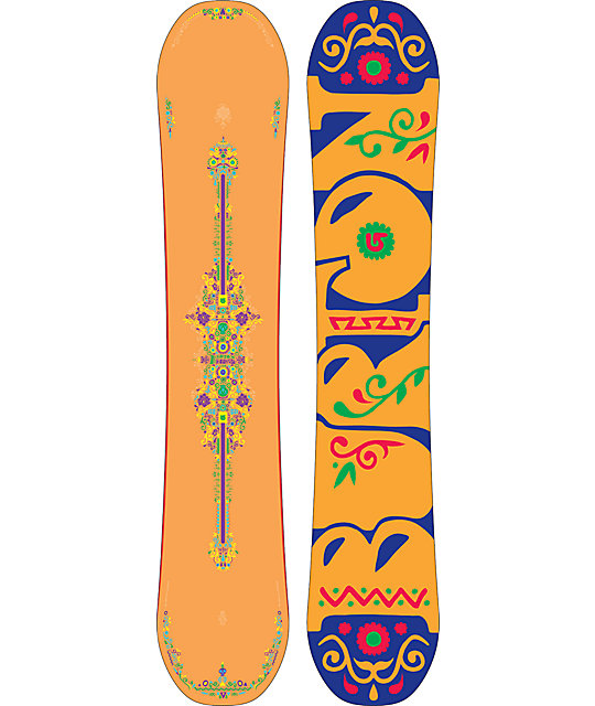 Burton Deja Vu 154cm Womens Snowboard