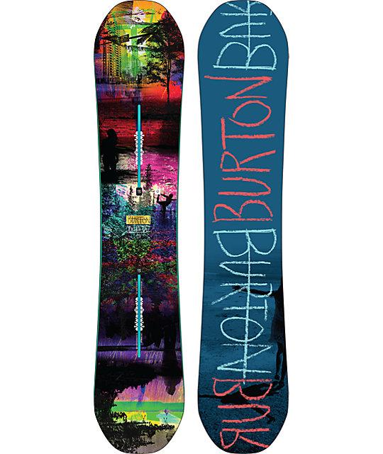 Burton Deja Vu Flying V 138cm Womens Snowboard