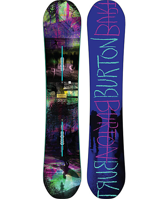 Burton Deja Vu Flying V 149cm Womens Snowboard