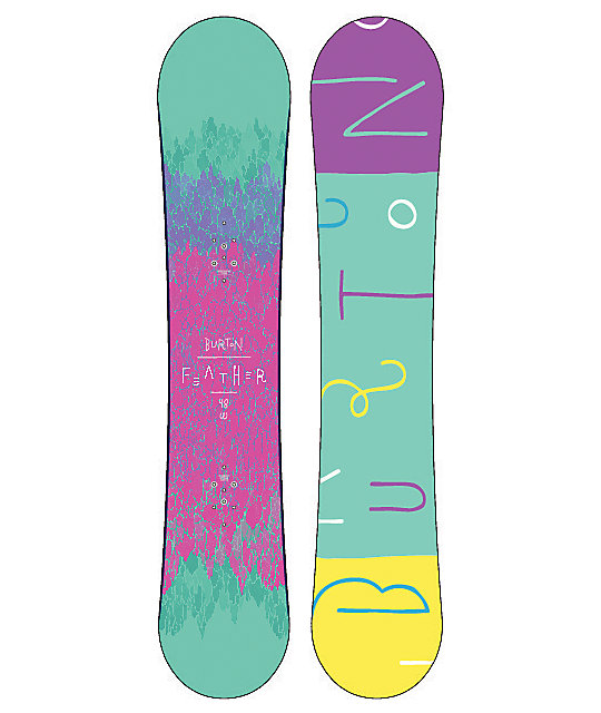 Burton Feather 148cm Wide Womens Snowboard