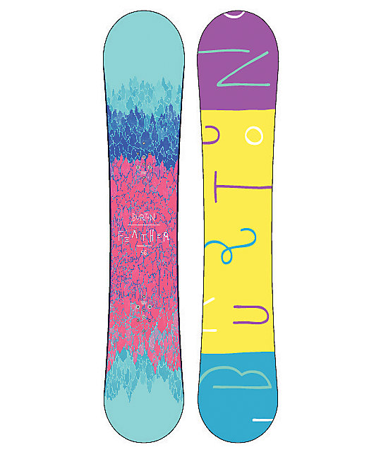 Burton Feather 156cm Womens Snowboard
