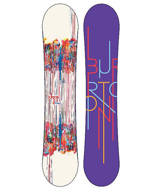 Burton Feelgood Flying V 140cm Womens Snowboard