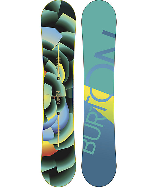 Burton Feelgood Flying V 152cmWomens Snowboard