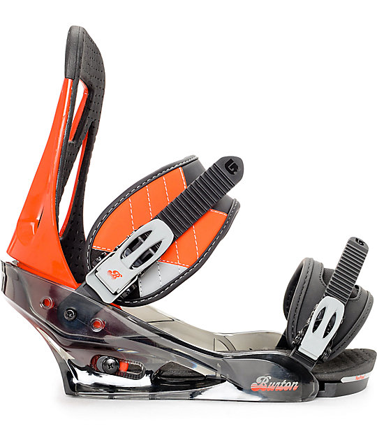 Burton Freestyle Redrum Snowboard Bindings