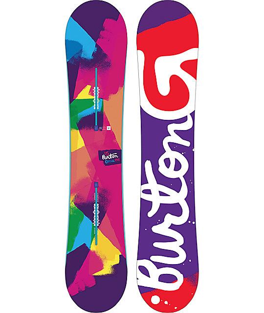 Burton Genie 142cm Womens Snowboard