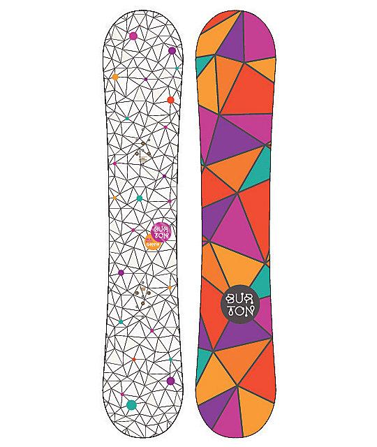 Burton Genie 155cm Womens Snowboard