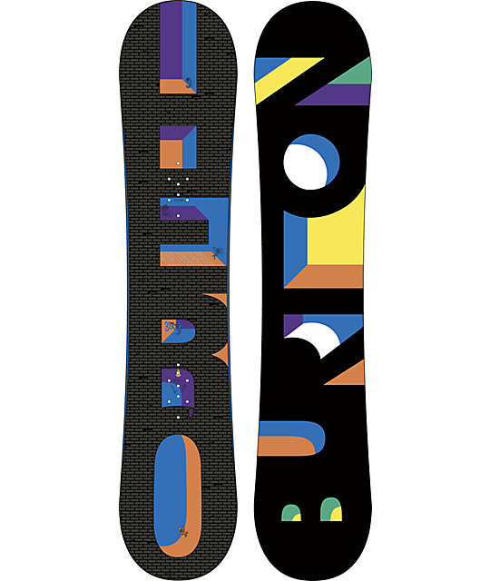 Burton Hero 138cm Boys Snowboard