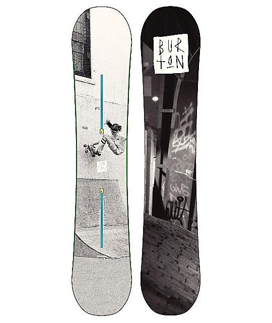 Burton Joystick 156cm Wide Snowboard