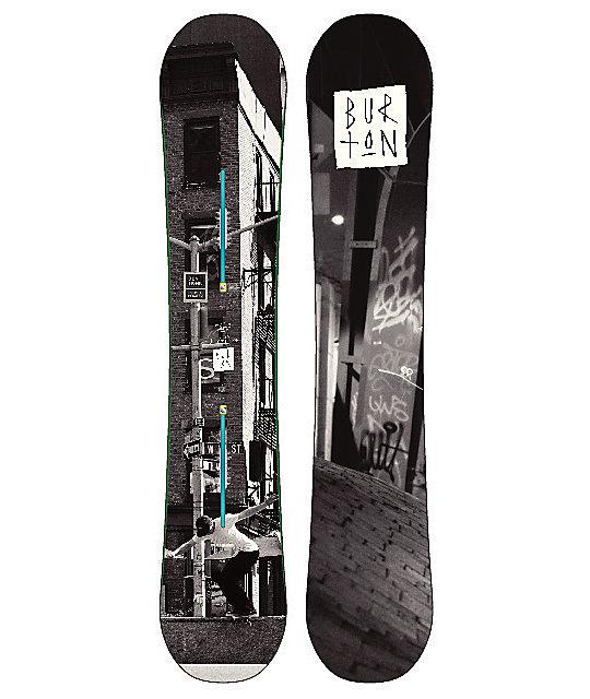 Burton Joystick 163cm Wide Snowboard