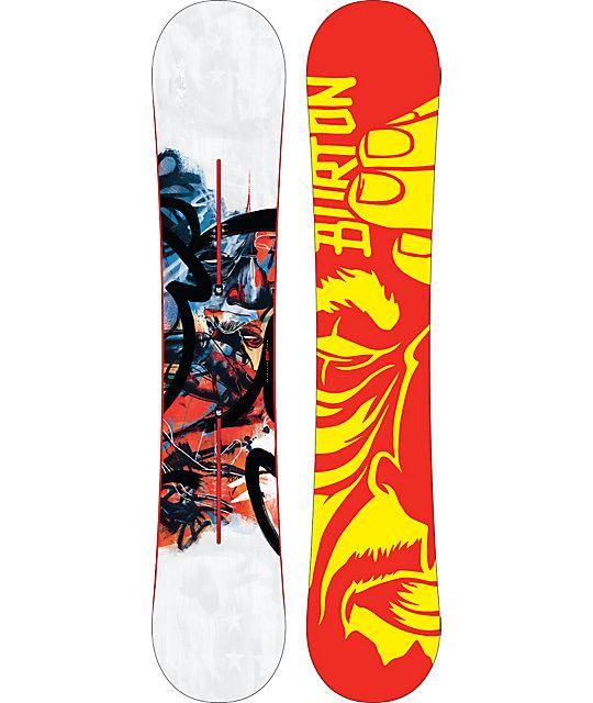 Burton Joystick ICS 154cm Snowboard