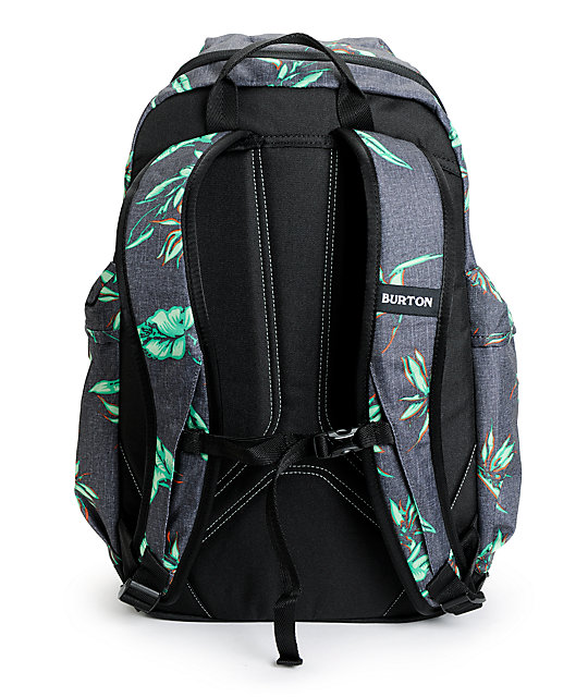 Burton Kilo Hawaiian Heather 27L Backpack