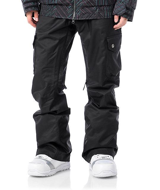 Burton Lucky Black 10K Snowboard Pants