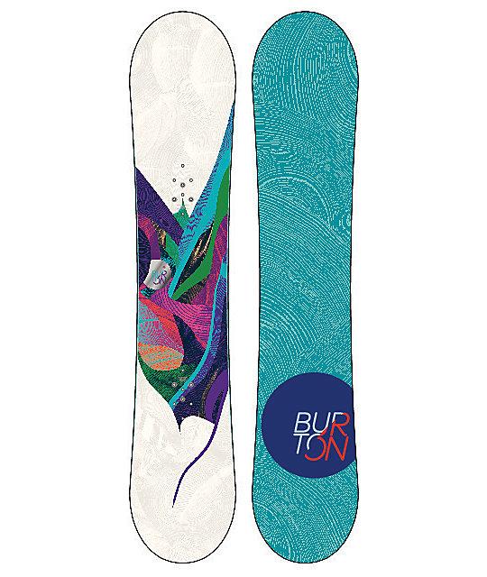 Burton Lux 143cm Womens Snowboard