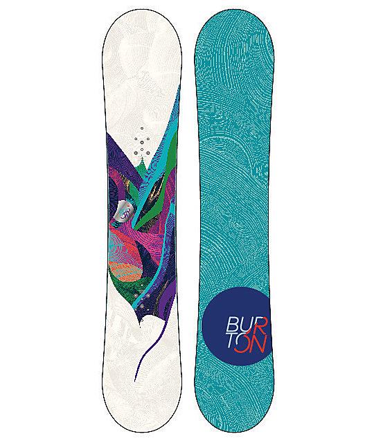 Burton Lux 150cm Womens Snowboard