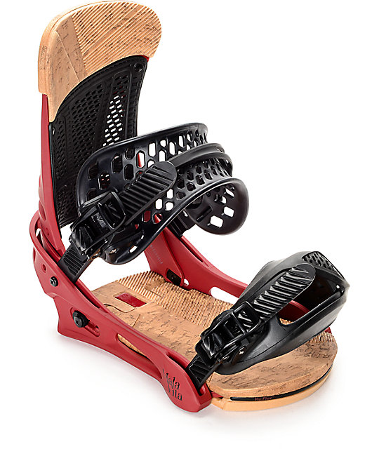Burton Malavita Wino ReFlex Snowboard Bindings