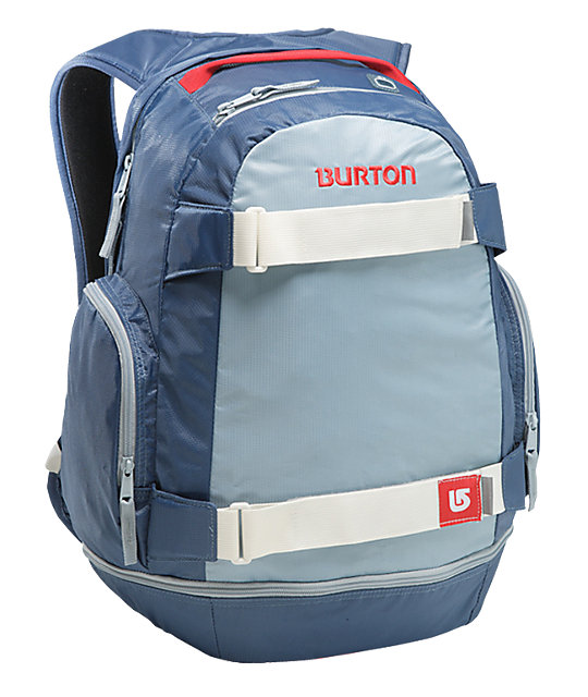 Burton Metalhead Blue Skate Backpack