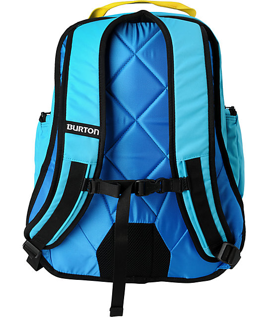 Burton Metalhead Electro Blue Skate Backpack