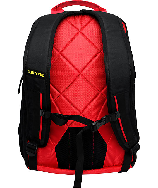 Burton Metalhead Rasta Skate Backpack