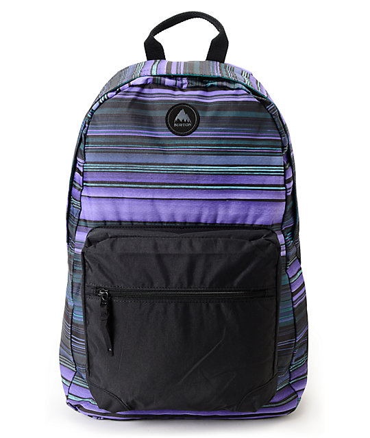 Burton Monette High Tide Stripe Backpack