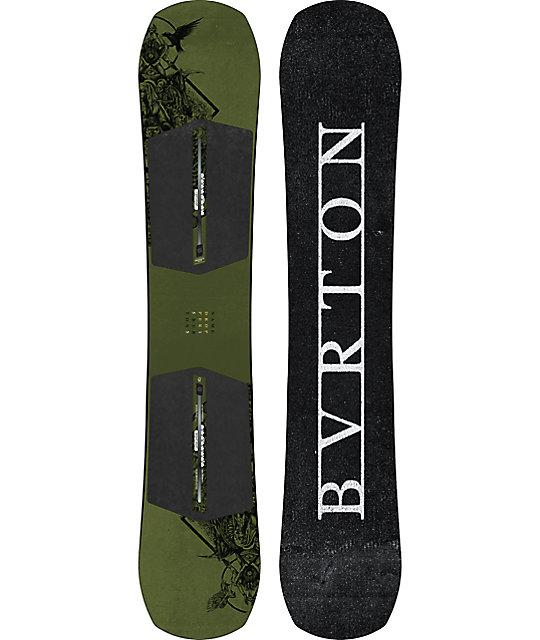 Burton Name Dropper 155cm Snowboard