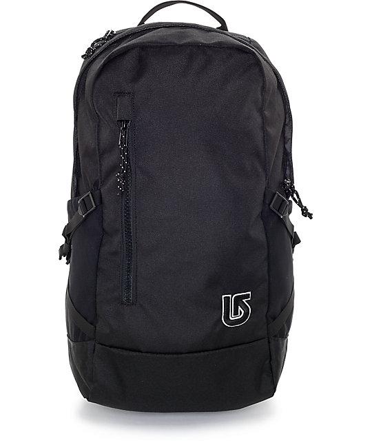 Burton Prospect Black Triple Ripstop 21L Backpack