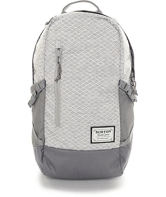 Burton Prospect Pack Heather Grey 21L Backpack