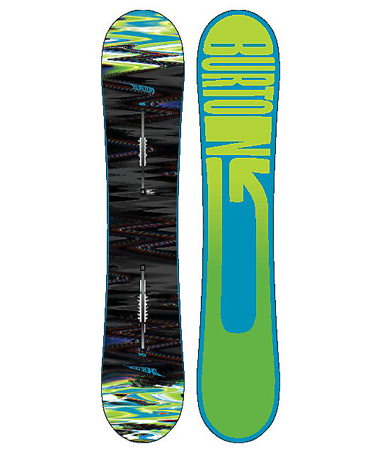 Burton Sherlock 154cm Snowboard