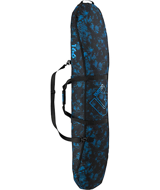 Burton Space Sack 2013 Blue Mystic 166cm Snowboard Bag