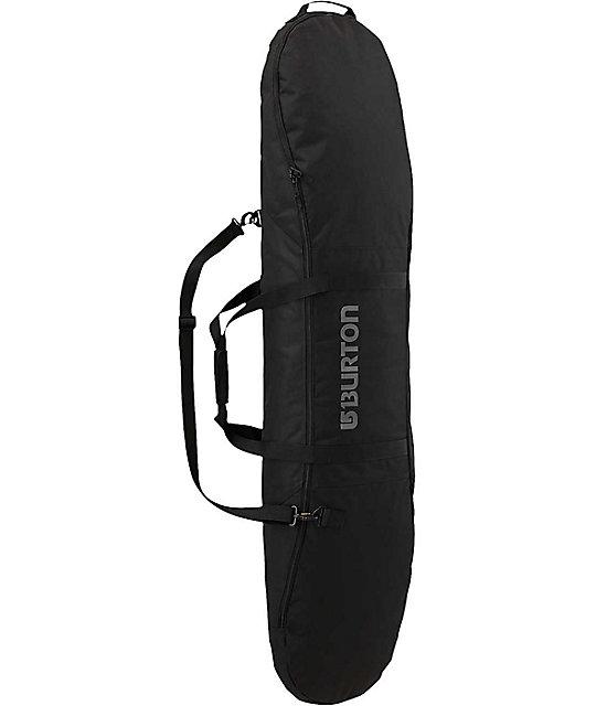 Burton Space Sack Black 166 Snowboard Bag