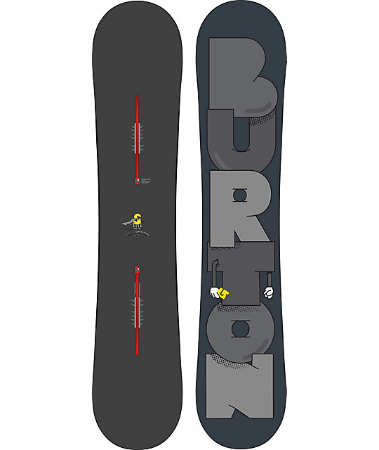 Burton Super Hero 151cm Wide Snowboard
