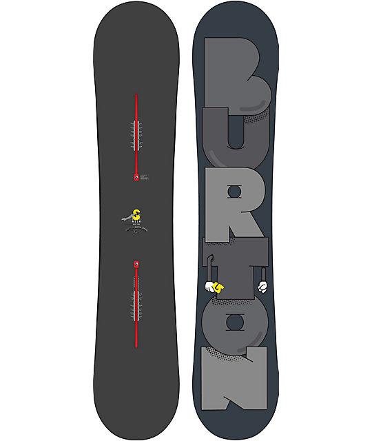 Burton Super Hero 151cm Wide Snowboard