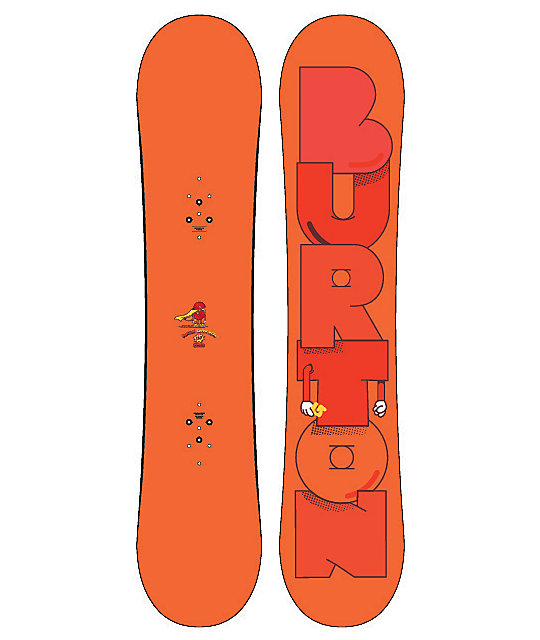 Burton Super Hero Smalls 130cm Boys Snowboard