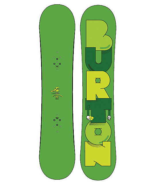 Burton Super Hero Smalls 134cm Boys Snowboard