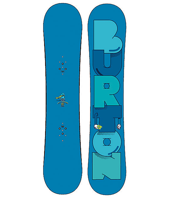 Burton Super Hero Smalls 138cm Boys Snowboard