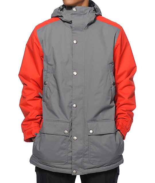 Burton TWC Greenlight 10K Snowboard Jacket