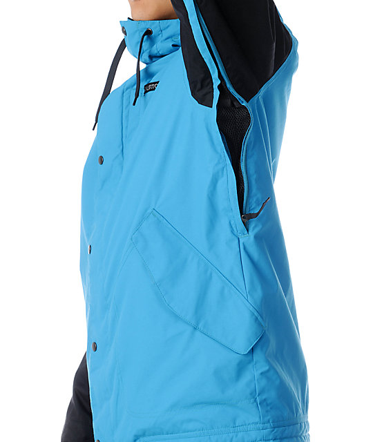 Burton TWC Throttle Meltwater 10k Snowboard Jacket