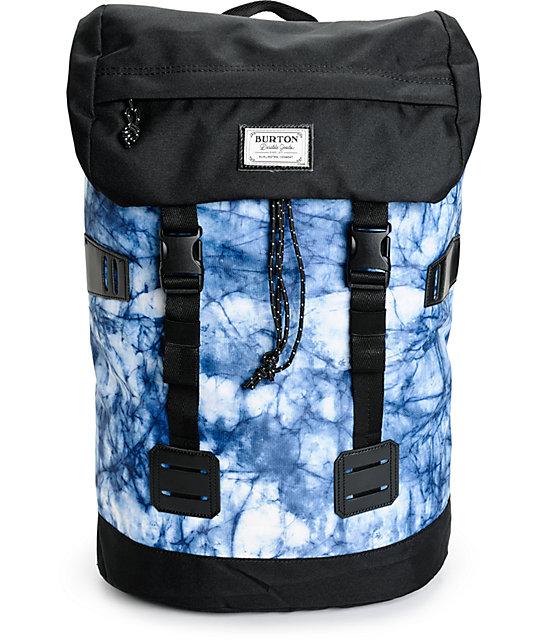 Burton Tinder Indigo Print 25L Backpack