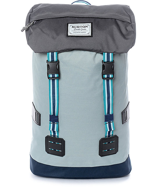Burton Tinder Slate Slub Backpack