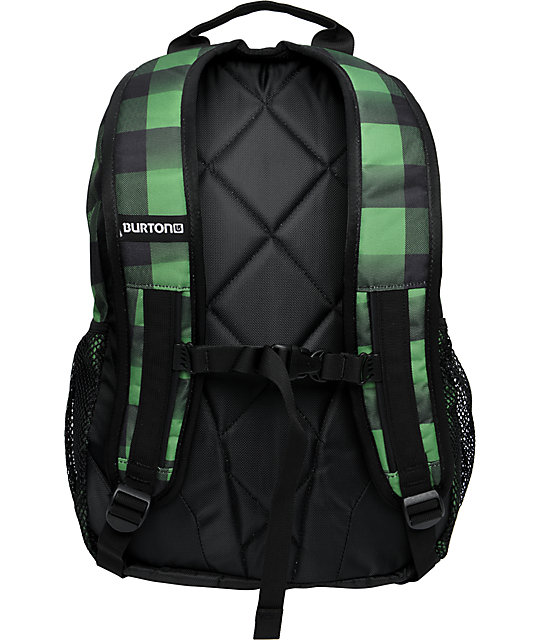 Burton Treble Yell Astro Plaid Skate Backpack