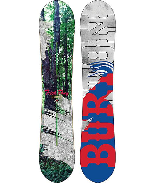 Burton Trick Pony 154cm Wide Snowboard