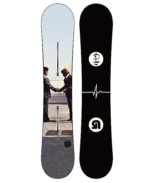 Burton Whammy Bar 157cm Mid-Wide Snowboard