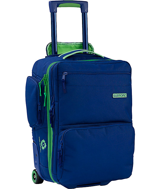 Burton Wheelie Flyer Blue Roller Bag