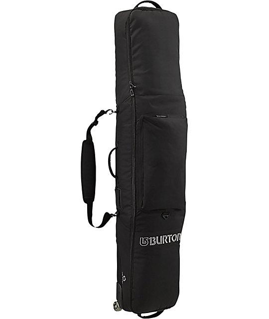 Burton Wheelie Gig Black Snowboard Bag
