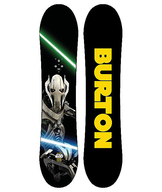 Burton Youth Chopper Star Wars 125cm Snowboard