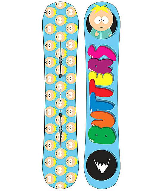 Burton x South Park South Parkitect 150cm Snowboard