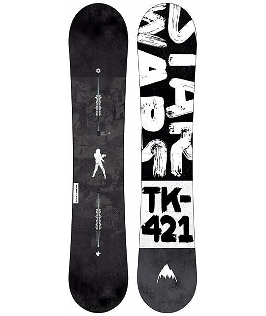 Burton x Star Wars Dark Side 151cm Snowboard