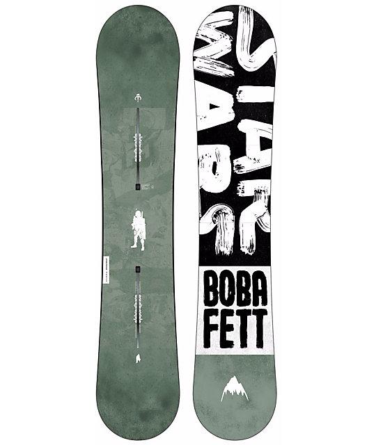 Burton x Star Wars Dark Side 158cm Snowboard
